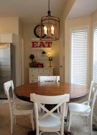 ceiling fan in dining room pendant lighting for kitchen bar free over breakfast table
