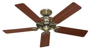 hunter summer breeze light kit hunter 25511 summer breeze 52 inch 5 blade ceiling fan antique