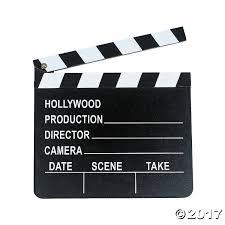 director u0027s clapboard
