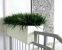 planters deck railing planter boxes corner flower lowes railing
