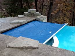 pool covers backyard landscape rectangle cover pools