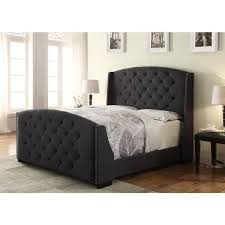 Tufted Headboard And Footboard Tufted Headboard And Footboard King Miketechguy