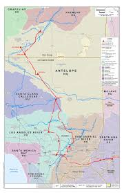 Los Angeles City Limits Map by 4 9 Hydrology And Water Quality