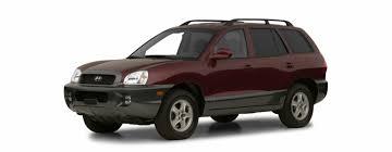 2001 hyundai santa fe overview cars com