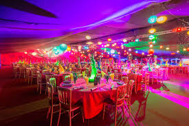 amazing christmas parties in nottingham