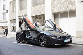 Bmw I8 3 Cylinder - you can now learn to drive in the bmw i8