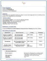 the 25 best standard resume format ideas on pinterest resume