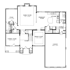 Custom Floor Plans For New Homes by Drees Floor Plans Gallery Flooring Decoration Ideas