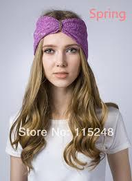 bohemian headbands free shipping fashion hair assessories felt flower headband