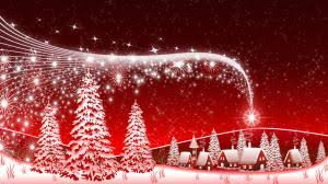 christmas winter snow widescreen hd wallpaper holidays