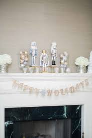 decorate your fireplace mantel for the holidays fashionable