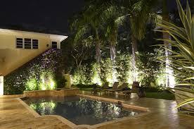 backyard lighting illumination fl