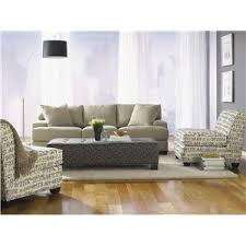 Low Modern Sofa Lindy Modern Sofa With Low Track Arms And Exposed Wood