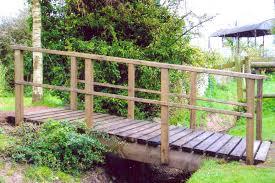 wooden bridge plans wooden bridge plans gardens aletablog com