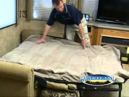 Rv Sleeper Sofa Air Mattress Heartland Rv S Air Mattress