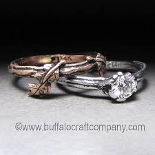 wedding bands world nature inspired wedding rings world nature inspired