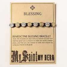 blessed bracelet blessings bracelet holy grounds shop