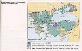 impero ottomano impero ottomano la formazione dell impero la societ縲 e le