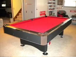 purple felt pool table black felt pool table thelt co