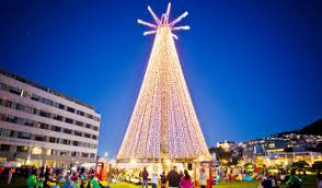 christmas lights in melbourne australia perth australia