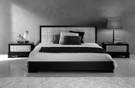 Black And White Bedroom Modern Black White Bedroom Custom Black And White Interior Design