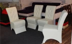 polster stühle esszimmer 4x sessel esszimmer stühle stuhl set polster leder sessel sofort