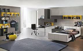 deco chambre gris et jaune décoration de chambre ado garçon que faire chambre ado garçon