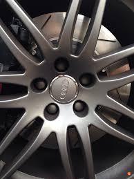 titanium wheel touch up success