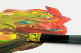 free photo color acrylic paint oil paint free image on