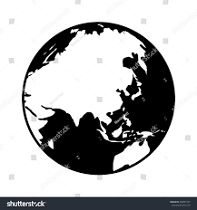 World Map Globe by World Map Globe Planet Earth Showing Stock Vector 404825737