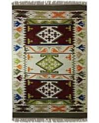 Wool Area Rugs 4x6 Don T Miss This Bargain Wool Area Rug Desert Snowflakes 4x6