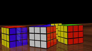 australian shepherd 3d model rubik u0027s cube puzzle 3d model render by homelessgoomba on deviantart