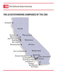 Humboldt State University Map by Crafton Hills College Csu Campus Map