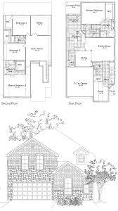 fredericksburg energy efficient floor plans for new homes in san