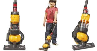Toy Vaccum Cleaner Dyson Ball Toy Vacuum W Real Suction Just 20 99 U2013 Hip2save