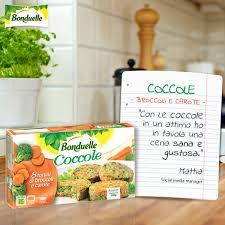 le coccole bonduelle sono fatte di broccoli e carote selezionate