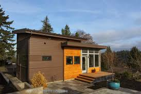 simple prefab backyard cottages design ideas modern simple in