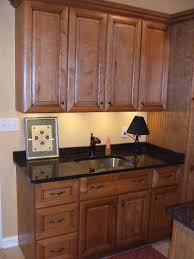 Black And Brown Kitchen Cabinets Kitchen Ideas White Wood Cabinets Black And White Kitchen Light