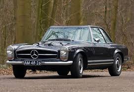 mercedes california 1966 mercedes 250sl 2 2 california coupe w113