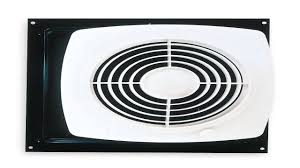Kitchen Exhaust Fan Broan 509s Through Wall Fan With Integral Rotary Switch 8 Inch 180