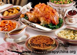 kidney disease what to eat and not eat in thanksgiving day