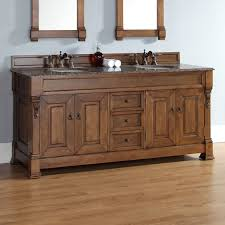 Walnut Bathroom Vanity Large Bathroom Vanity Base Solid Hardwood Construction Broen