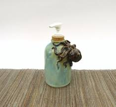 themed soap dispenser 30 best my ceramics images on arm work crafts and
