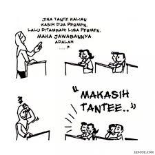Meme Komic - makasih tante jancok gambar meme lucu meme komik indonesia video