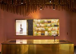Home Lighting Design In Singapore by Aesop Ion Store In Singapore Features Snøhetta Designed
