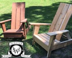 modern style adirondack chair 24 steps with pictures