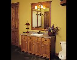 Custom Bathroom Vanities by Schrock Custom Bathroom Cabinets