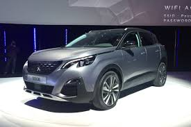 new peugeot sports car new peugeot 3008 officially unveiled pictures peugeot 3008