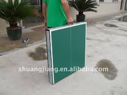collapsible table tennis table sj 323 double folding table tannis table movable tennis table high