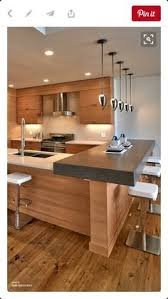 Contemporary Kitchen Designs Photos A Modern House That Fits Into The Neighborhood Pink Houses